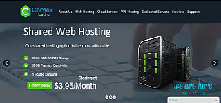 Centex Hosting web hosting review