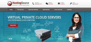 HostingSource web hosting review